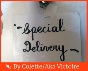 """""""Special Delivery"""" by Colette/Aka Victoire"""